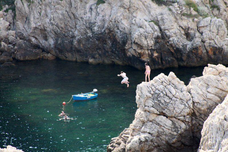 Dubrovnik w Chorwacji