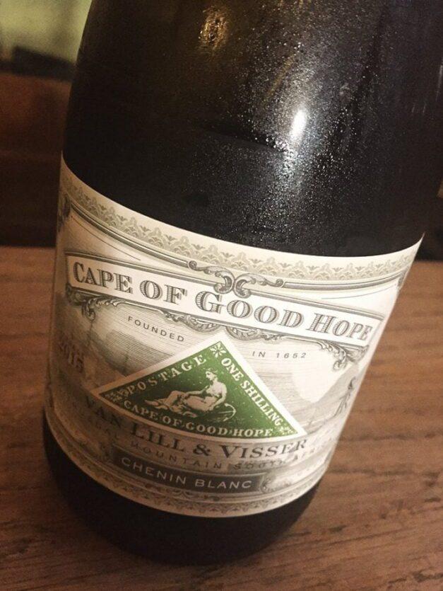 wino chenin blanc z rpa