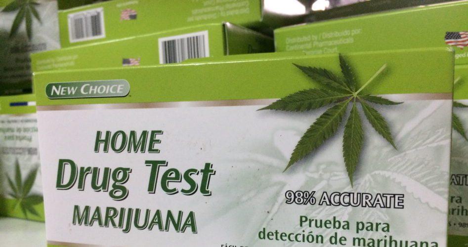test marihuana
