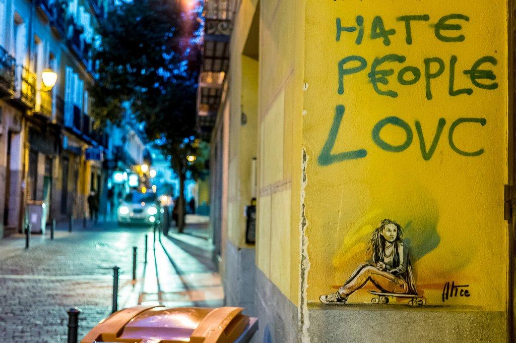 dlaczego nienawidzimy innych