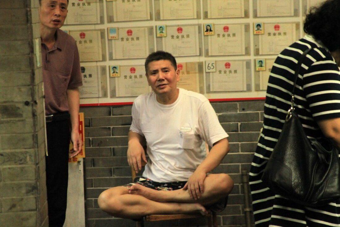 targi matrymonialne w Szanghaju