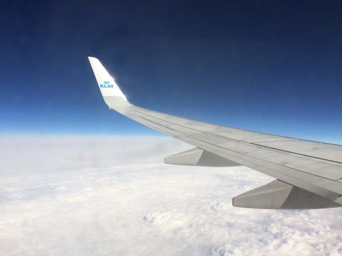 odwołany, opóźniony lot