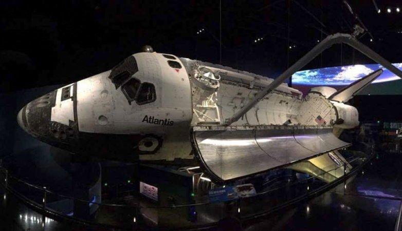 Centrum Kosmiczne Kennedy'ego – pełen odlot
