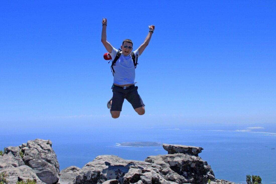 Góra Stołowa w Kapsztadzie
