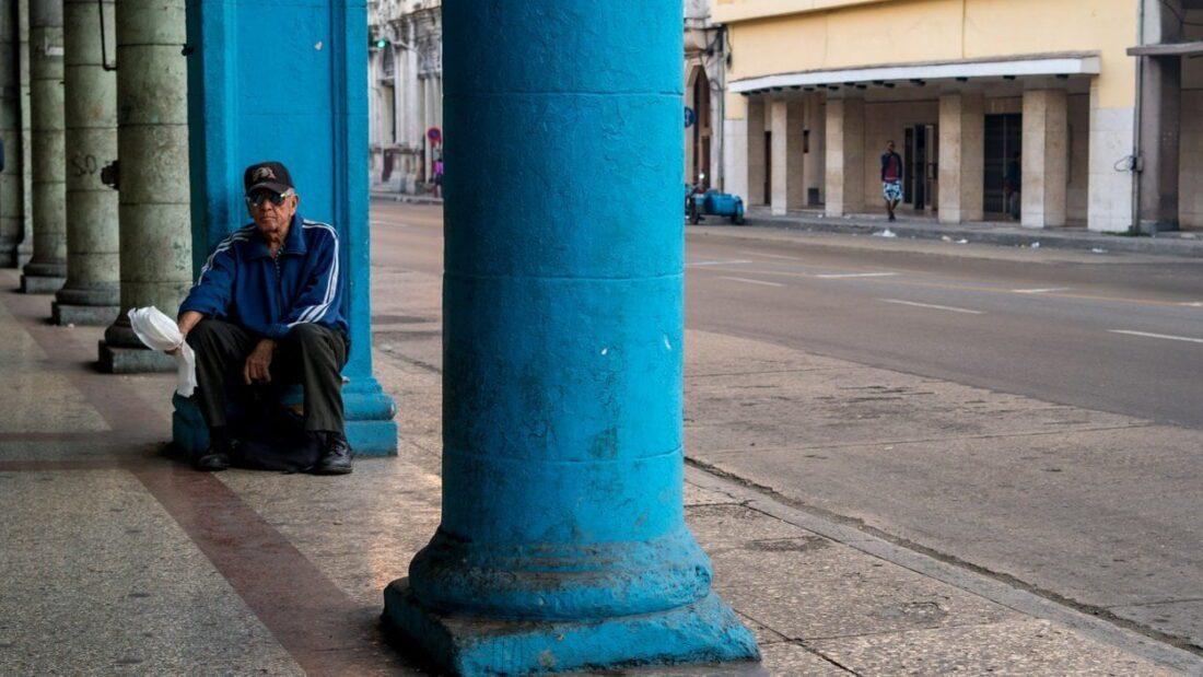 ulica w Hawanie