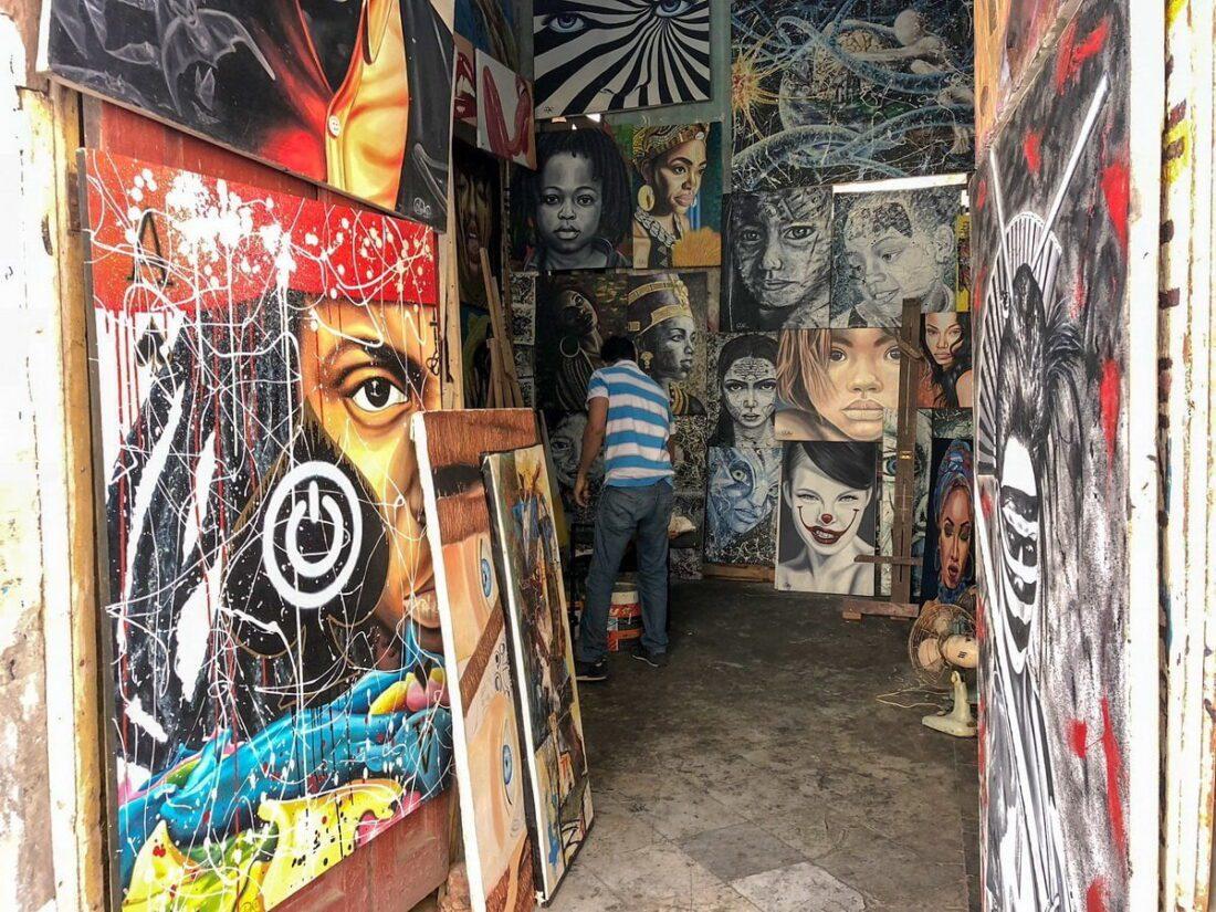kuba street art