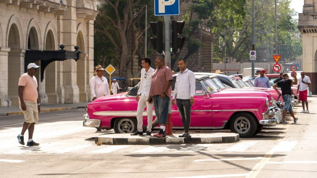 kubańskie samochody
