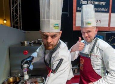 Młode talenty kulinarne czyli konkurs Martella w Rynie