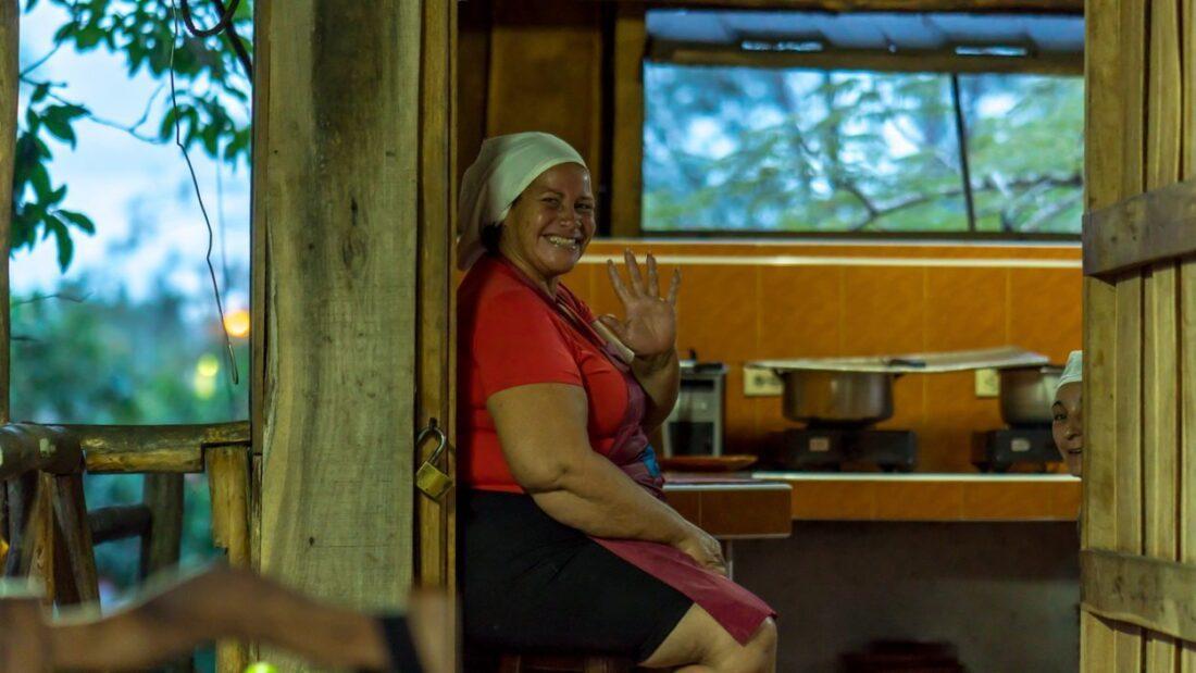 jedzenie na kubie