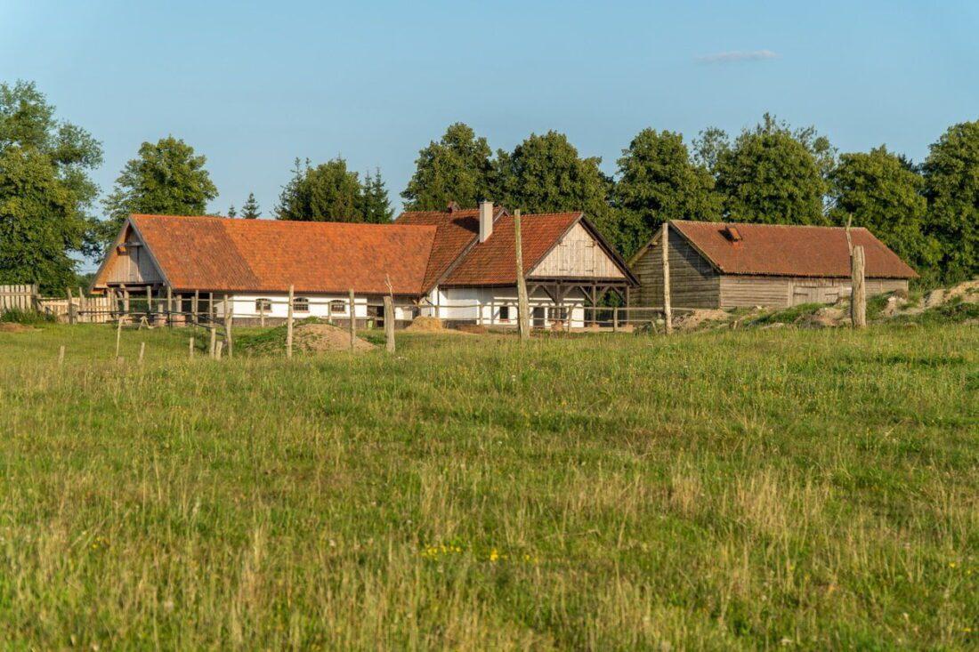 kozia farma w złotnej