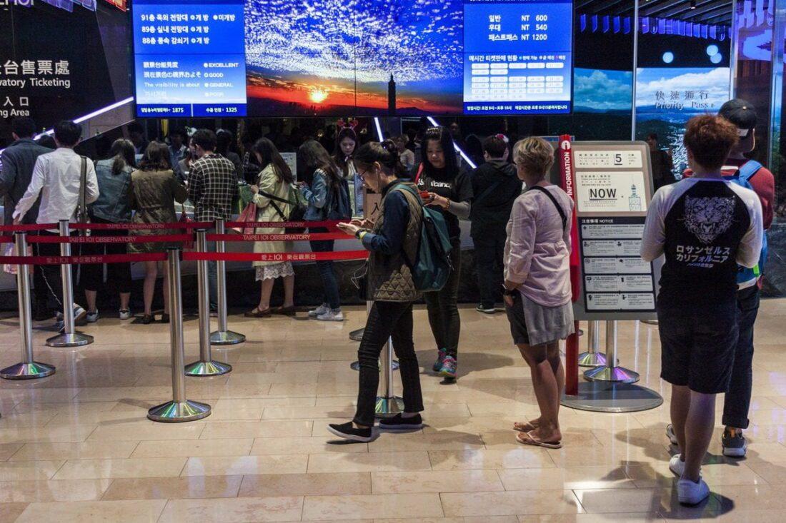 W 2015 roku według firmy Skyscanner – popularnej wyszukiwarki połączeń lotniczych Taiwan i Taipei znalazły się w TOP 5 najpopularniejszych destynacji podróżniczych.