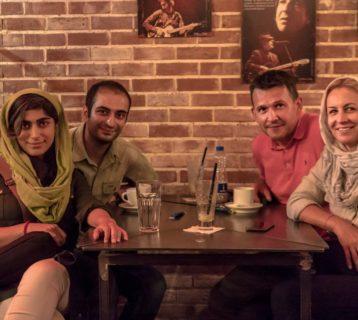 iran - instagram bez cenzury
