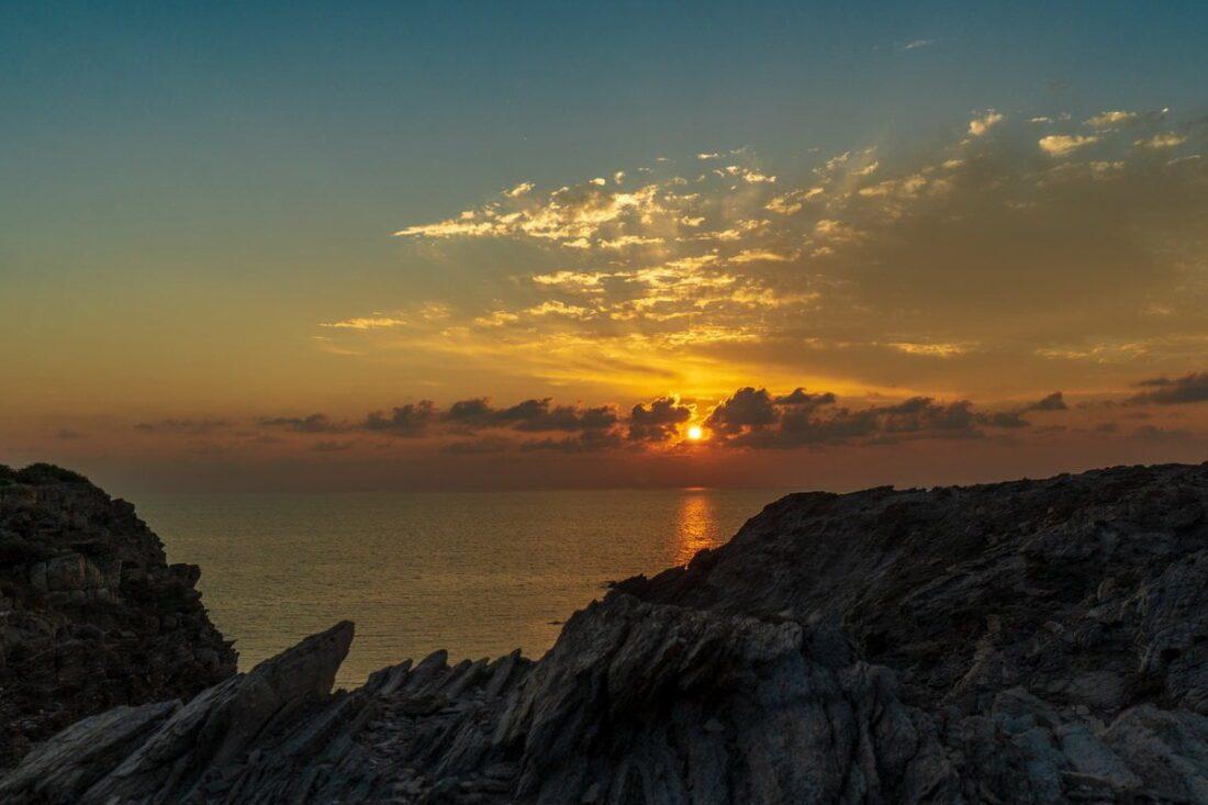 najpiękniejsze zachody słońca