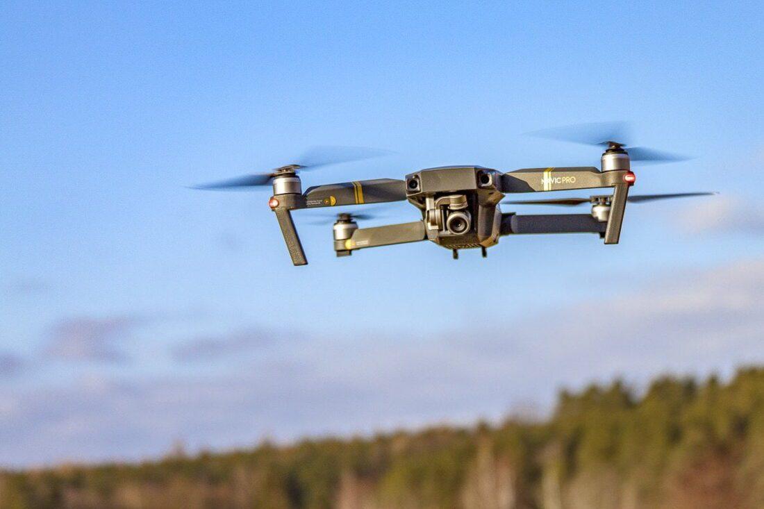 dron w nowej zelandii