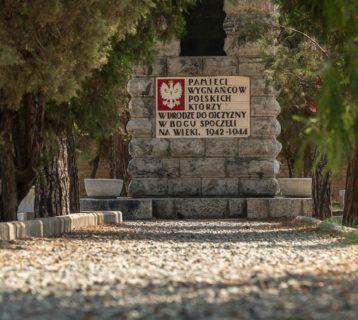 cmentarz polski w teheranie vlog