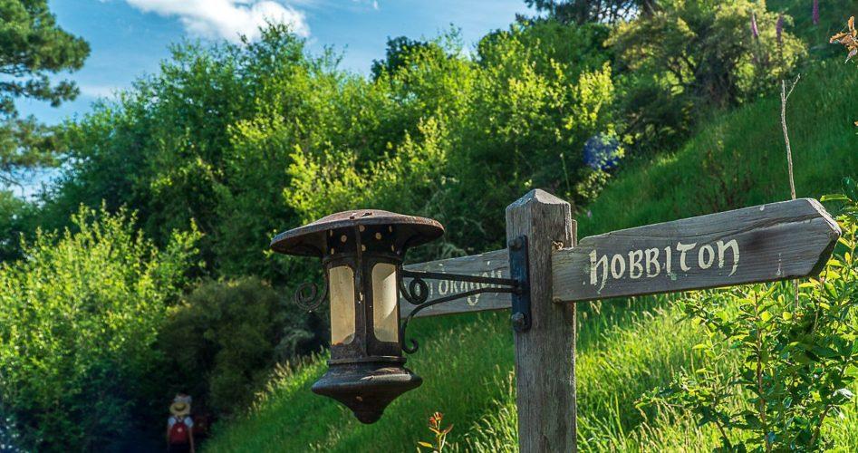 Hobbiton w Nowej Zelandii