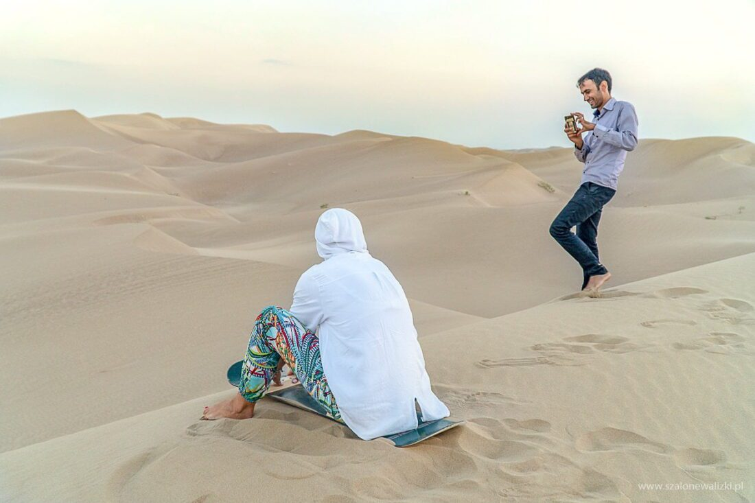 pustynny iran