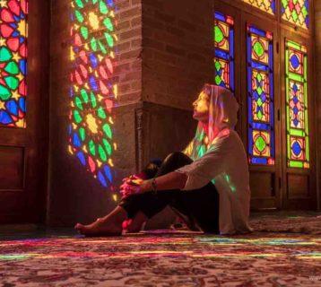 shiraz w iranie