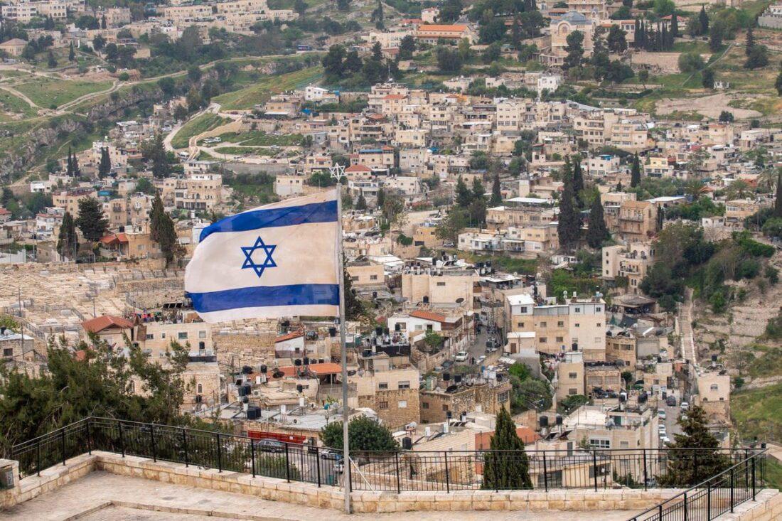 latanie dronem w izraelu