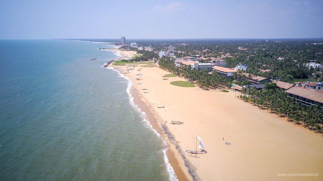 plaża negombo