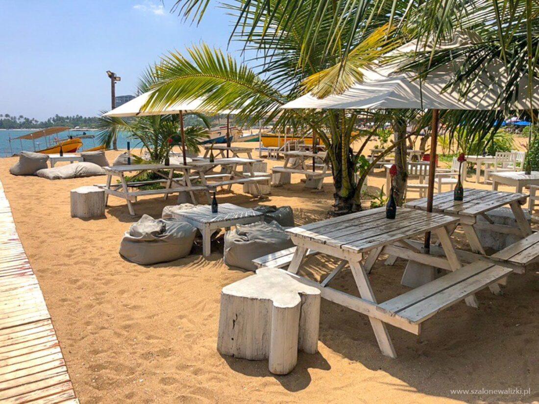 najpiękniejsze plaże Sri Lanki