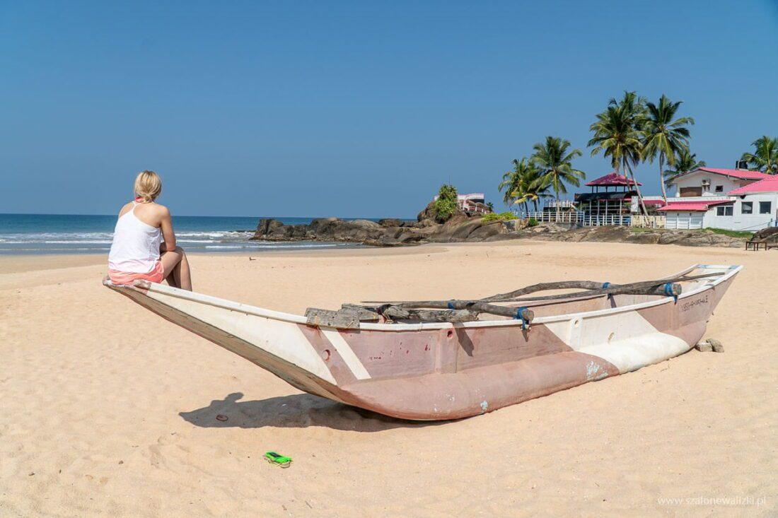 plaża ahungalla