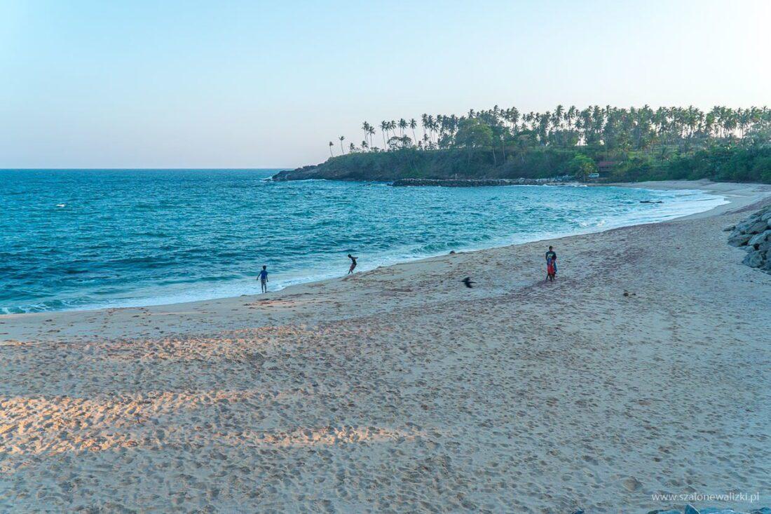 plaża tangale