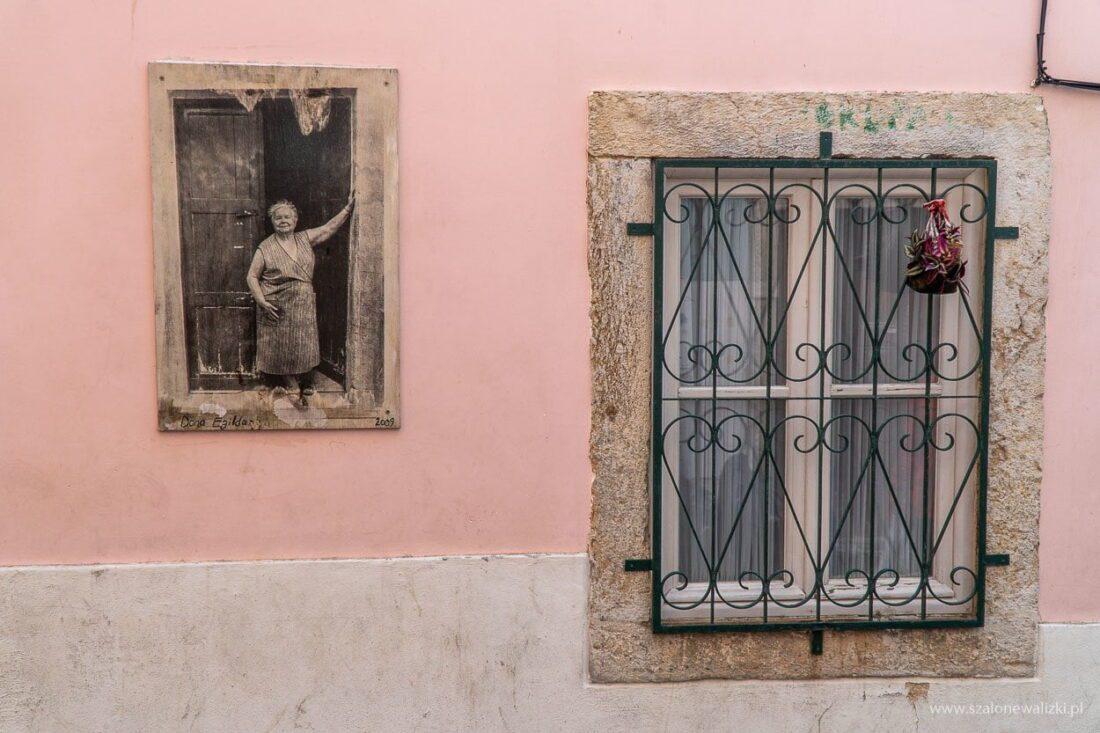 projekt fotograficzny Camili Watson w Lizbonie