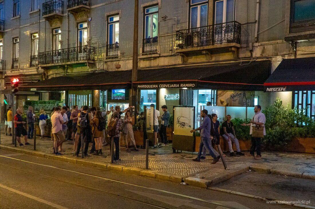 kulinarny przewodnik po lizbonie