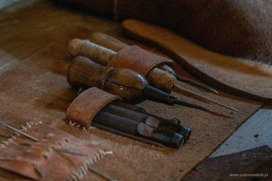 narzędzia szewca