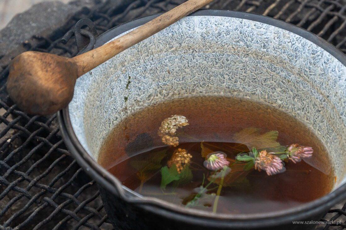 herbata z ziół