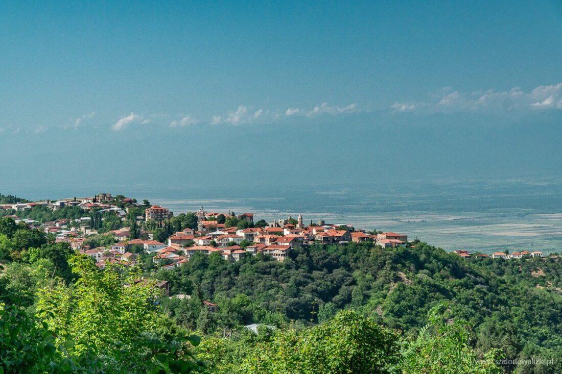 dolina alazani