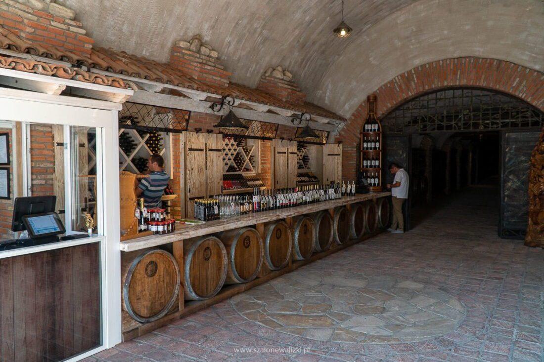 winiarnia khareba gruzja