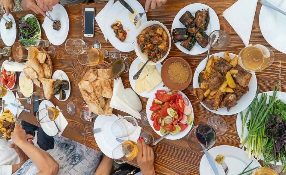 gruzińska kuchnia