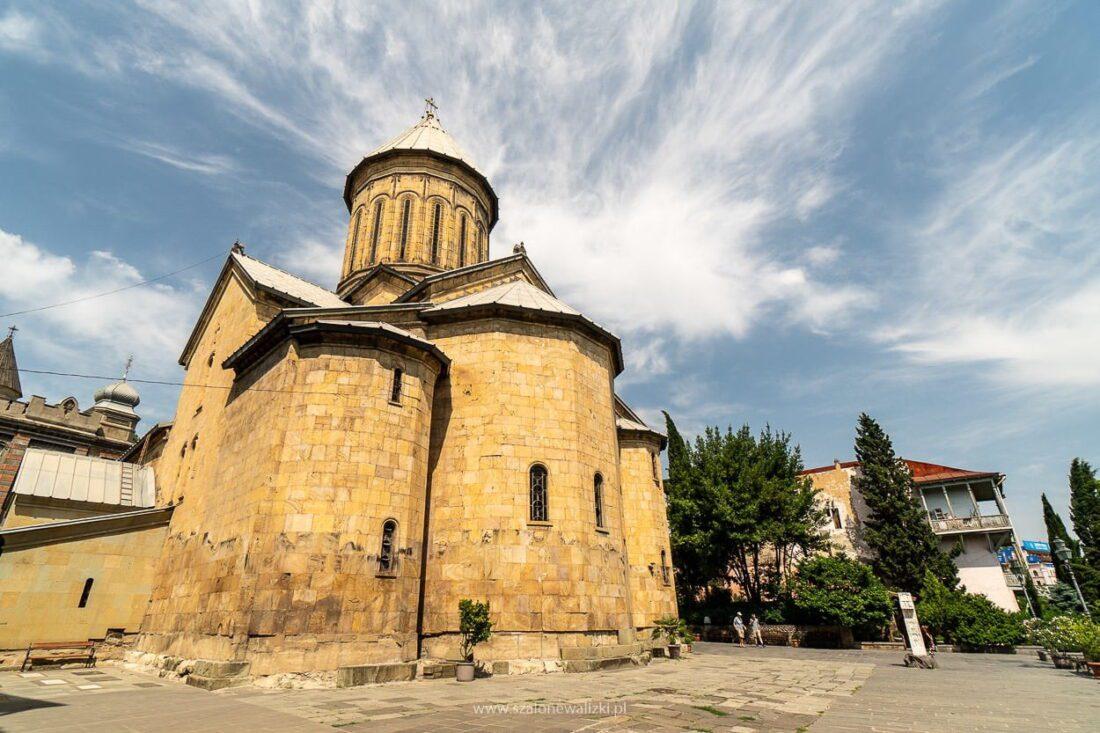 katedra sioni