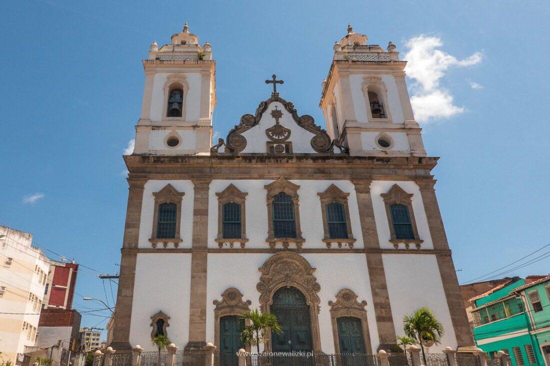 kościół św. Franciszka w Salvadorze