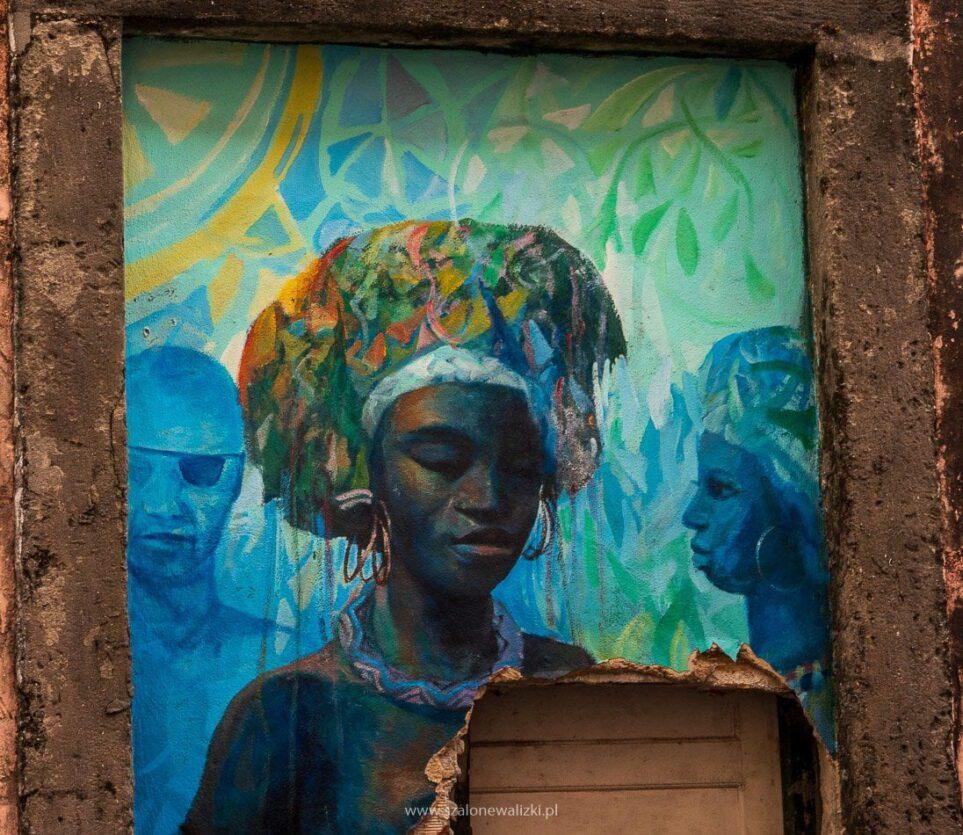 murale na pelourinho