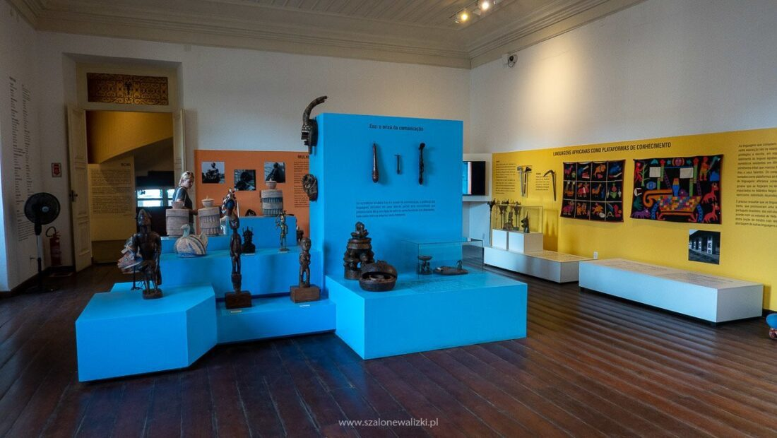 muzeum afro brasiliero w salvador de bahia