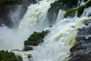 argentyńska strona wodospadu