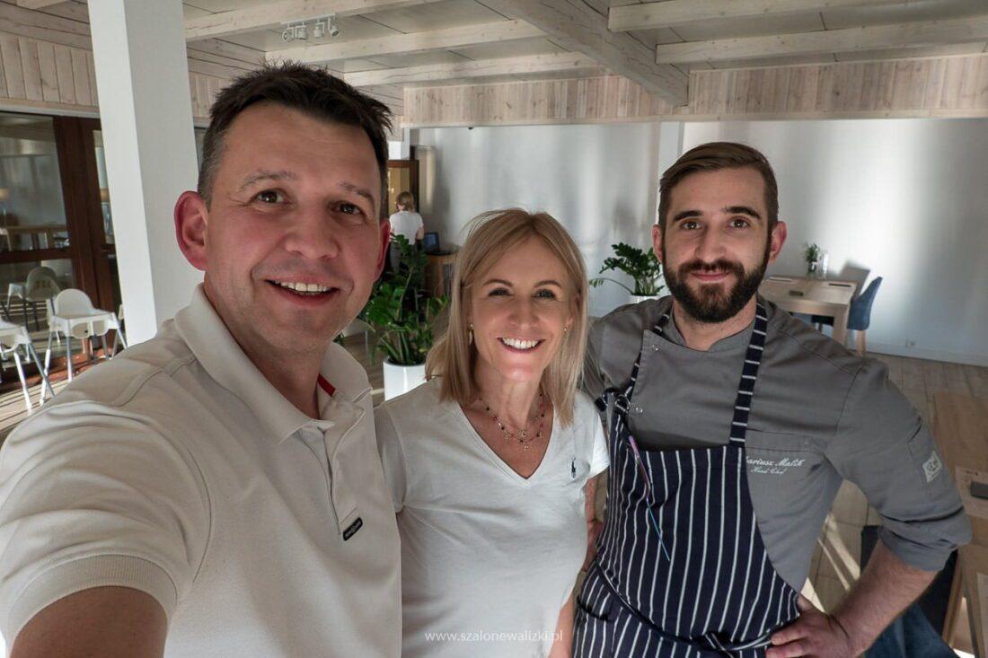 szef kuchni w Przystanek Zatoka - Dariusz Malik