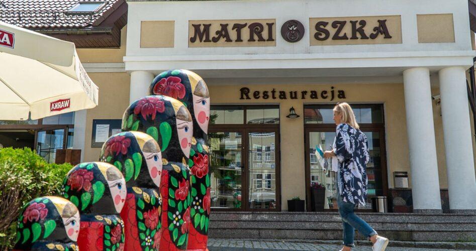 restauracja matrioszka w gołdapi