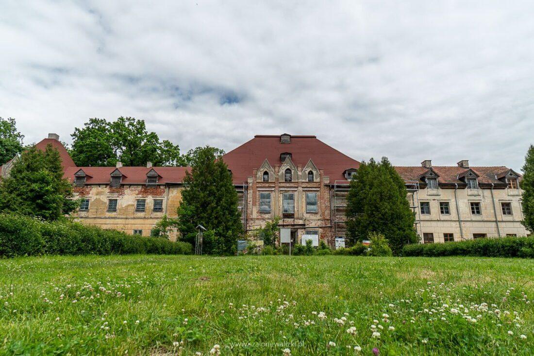 sztynort pałac