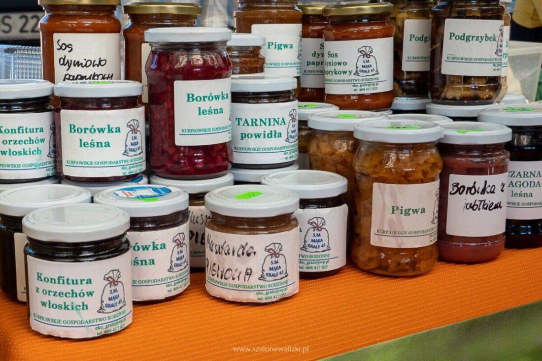 bio bazar w olsztynku