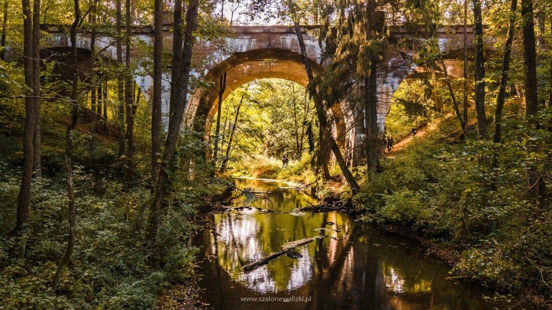 mosty w botkunach