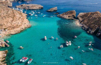 najciekawsze plaże malty